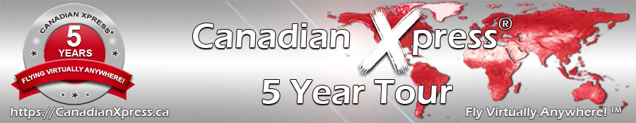 Canadian Xpress® Five Year Anniversary Tour