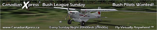 Canadian Xpress® Bush League Sunday