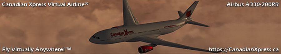 Canadian Xpress® Airbus A330-200