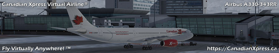 Canadian Xpress® Airbus A330-343