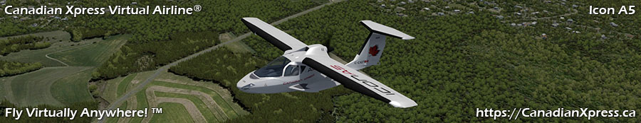 Canadian Xpress® Icon A5