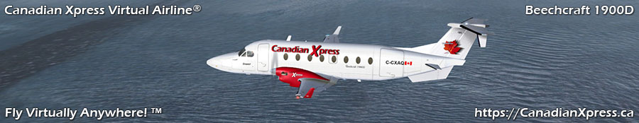 Canadian Xpress® Beechcraft 1900D