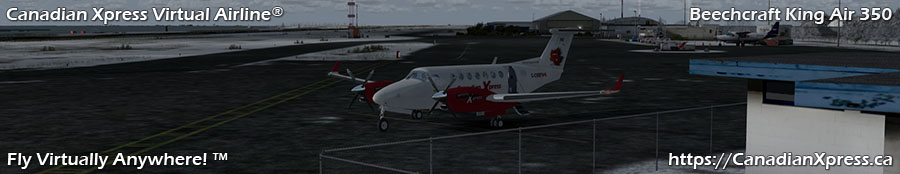 Canadian Xpress® Beechcraft King Air 350