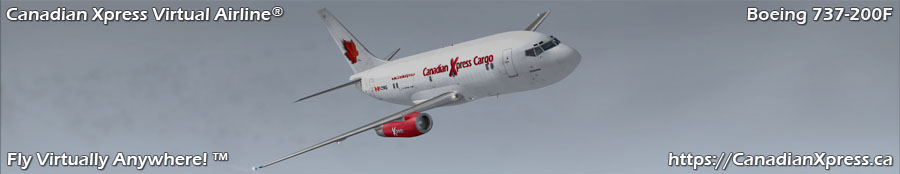 Canadian Xpress® Boeing 737-200F