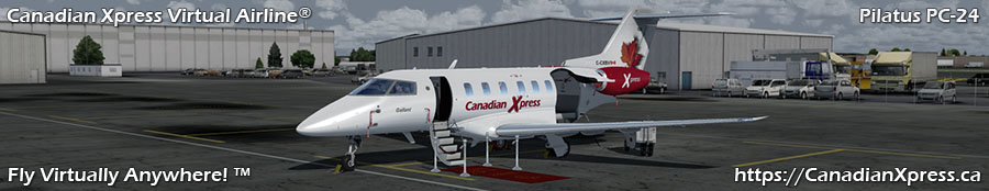 Canadian Xpress® Pilatus PC-24