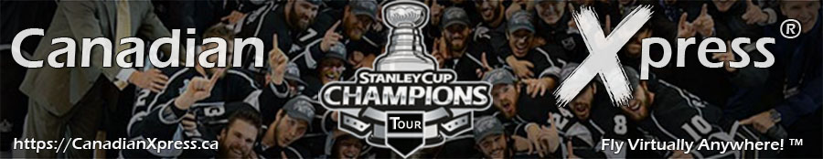 Canadian Xpress® Stanley Cup Champions Tour