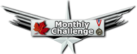 Canadian Xpress® Monthly Challenge Award