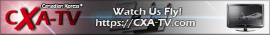 CXA-TV - Watch Us Fly!