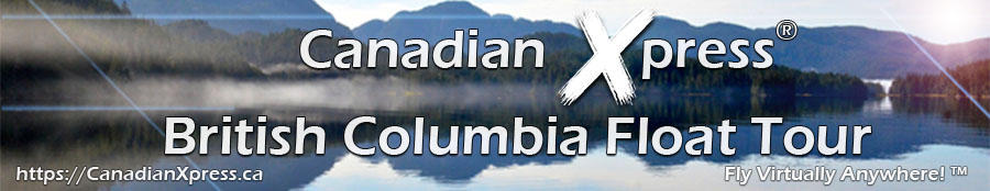 Canadian Xpress® British Columbia Float Tour