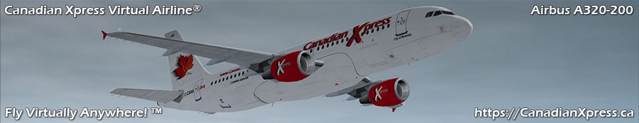 Canadian Xpress® Airbus A320-200