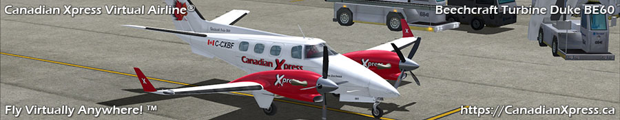 Canadian Xpress® Beechcraft Turbine Duke