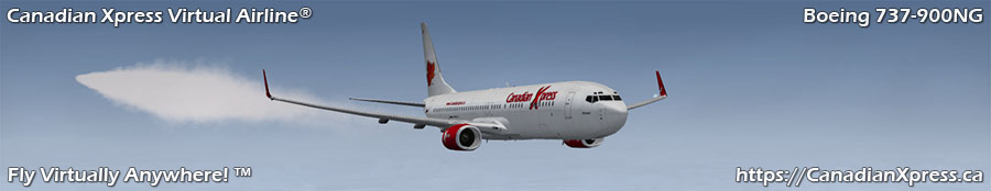 Canadian Xpress® Boeing 737-900