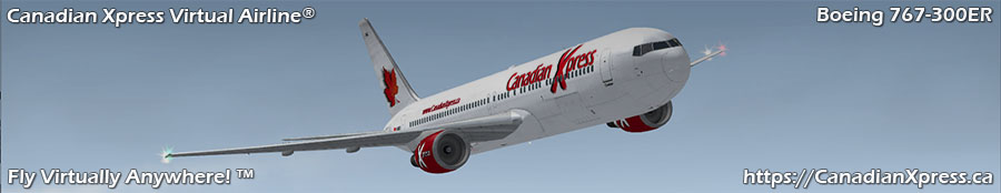 Canadian Xpress® Boeing 767-300