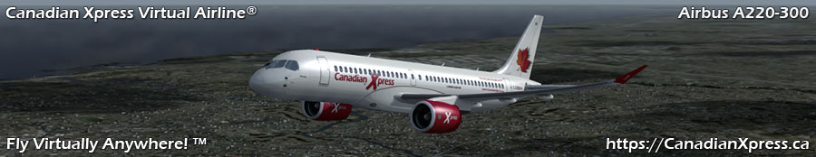Canadian Xpress® Airbus A220-300