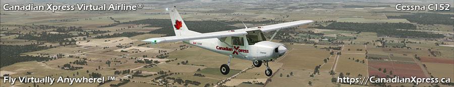 Canadian Xpress® Cessna C-152