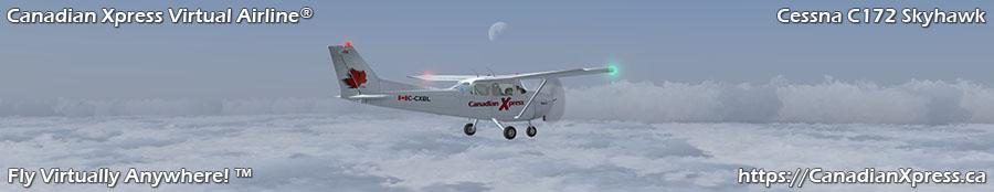Canadian Xpress® Cessna C-172