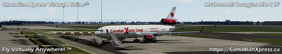 Canadian Xpress® McDonnell Douglas MD-11F