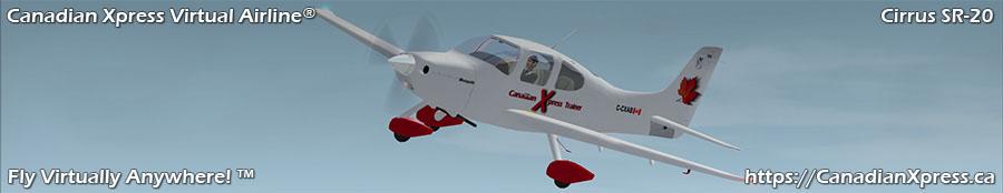 Canadian Xpress® Cirrus SR-20
