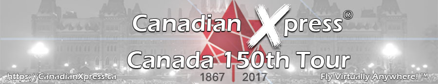 Canadian Xpress® Canada 150th Tour