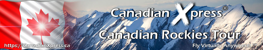 Canadian Xpress® Canadian Rockies Tour