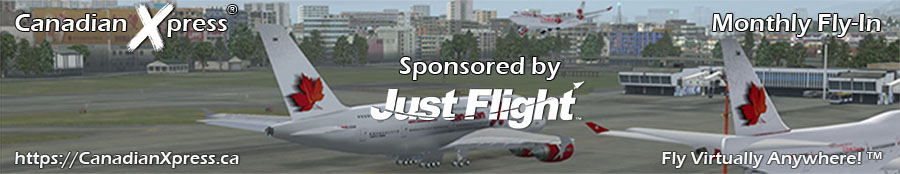 Canadian Xpress® Monthly Fly-In